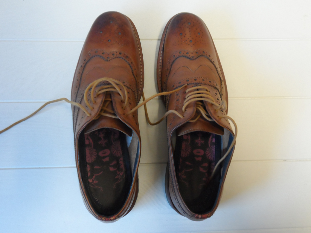 Ted Baker Shoes Guri  Review